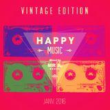 HAPPY MUSIC - VINTAGE EDITION (DANCE 2000/2007)