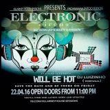 Electronic Circus 2016 Irlanda - Dj Luizinho