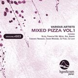 Mixed Pizza Vol.1 - Promo Mix mixed by MONOMIX (2013/11/23)
