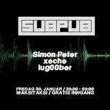 Simon Peter @ Maksitaksi 20.01.17 - Strictly DnB live set
