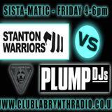 Sista-Matic - Club Labrynth Radio - Plump DJs Vs Stanton Warriors Breaks show - 30/01/15