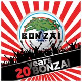 20 Years Bonzai Retro Party 17 November 2012 DJ Bountyhunter