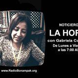 La Hora - Noticias con Gabriela Coutiño - 29 de Julio 2014