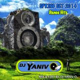 Dj Yaniv O - Spring Hits Set 2014 (Unreleased)