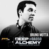 Bruno Motta - Deep Alchemy 050 Marathon on Pure.fm