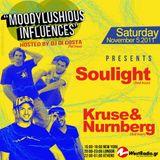 Soulight @ Moodylushious Influences (Westradio)