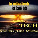 Jay Moltes Techno promo november 2012
