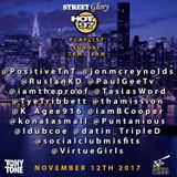 Street Glory on Hot 97 Live 11.12.17