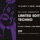 Limited Edition Techno - Mad Menace