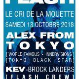 ALEX FROM TOKYO - DJ SET @ FLASH PARTY
