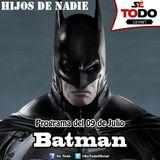 Sé Todo con MaTT #90 - 2015/07/09 - Hablemos de Batman