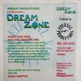 DJ Ratty @ Dreamzone, Atomics, Maidstone 1992 side 1