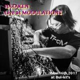 HATAKEN -  Live at MODULATIONS