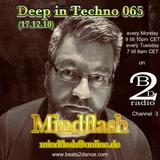 Deep in Techno 065 (17.12.18)