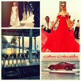 Gattinoni Haute Couture Fashion Show 2015 at The Chedi Muscat