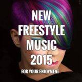 New Freestyle Mix 2015 - DJ Carlos C4 Ramos