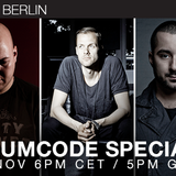 Alan Fitzpatrick, Joseph Capriati, Adam Beyer - Live @ Beatport, Berlin Office - 03.11.2012