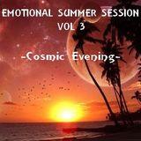 EMOTIONAL SUMMER SESSION VOL 3 - Cosmic Evening -