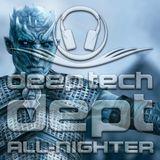 'Night King' ALL-NIGHTER Pt 1 Deep Tech 256kbps (3:40 hrs)