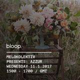 Azzur w/ Melokolektiv - 11.1.2017
