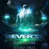 Just-Ace & Alari - Dimensions (Reverze 2013 Warm Up Mix)
