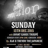 KsK Live @ Chairman 20151213