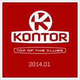 Kontor - Top of the Clubs 2014.01 Mix