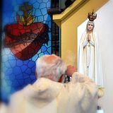 """Pregação Monsenhor Jonas Abib - """"Virgem Maria junto a ti no céu triunfarei"""" 13.08.14"""