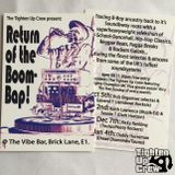 Return Of The Boom Bap (Vibe Bar) October 2003 - Part 1