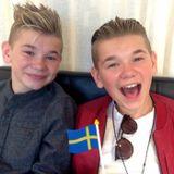 Vi träffar norska stjärntvillingarna Marcus och Martinus