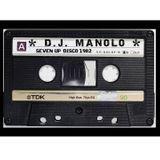 D.J. Manolo @ Seven Up Disco (1982)-Digit. di Savio Fiore - Pulizia, Norm., Equal. di Renato de Vita