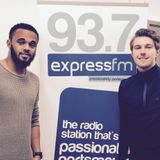 The Football Hour - Anton Walkes with Niall McCaughan - Thursday 15th February 2018