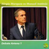 Debate Sérgio Marques vs Manuel António - PSD/M