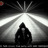 DJ TWIN (Live) from party with DANNY RODRIQUEZ