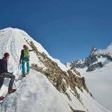 Dal Monte Bianco alla nuova zona Blocchi a Frasassi
