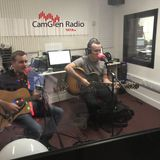 Derek McCutcheon's Rebellious Jukebox with The Beattie Brothers live in the studio 17/09/18