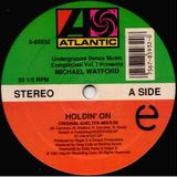 Michael Watford - Holdin' On (Disco Funk Spinner NuDisco Re-Work)