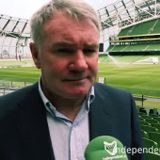 Ray Houghton Interview