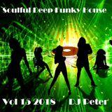 Soulful Deep Funky House Vol 15 2018 - DJ Peter