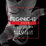 TRS047 Techniche Radioshow Best of 2017