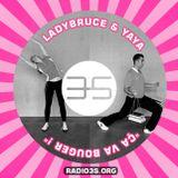 """Ladybruce & Yaya - """"ça va bouger !"""" / 3S Lausanne"""