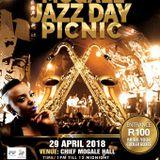 Jazzed Up Lounge - The countdown to #InternationalJazzDay & #MogaleJazzDayPicnic