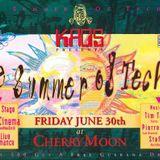 Tim Taylor @ The summer of techno (KAOS) 30/06/1995