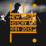 NEW ORDER History Mix 1981-2015