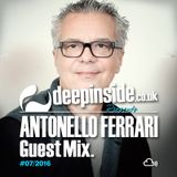 ANTONELLO FERRARI is on DEEPINSIDE