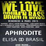DETOX AUDITIVE spécial DRUM & Bass avec la Happy Family from Mars !!