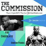 The Commission Show EP 14 Simeon Panda & Boxer Kid Chocolate