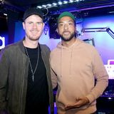 Wilkinson (RAM Records, EMI Virgin) b2b DJ Target (Aim High Music) @ BBC 1Xtra (14.04.2017)