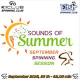 Spinning® Sounds of Summer
