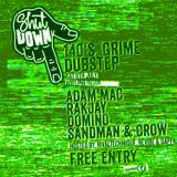 Adam Mac - Live at 'Shutdown!' July 8th 2017